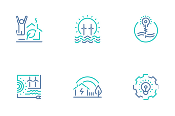 Clean Energy Vol.1 Icon Pack
