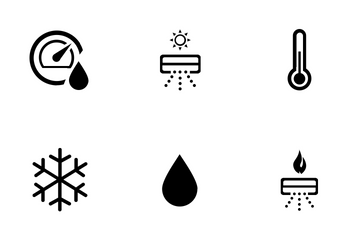 Climate Control  Icon Pack