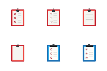Clipboard Icon Pack