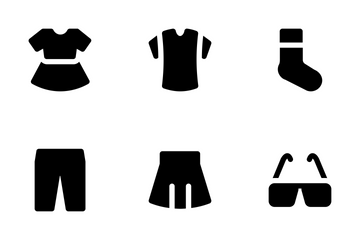 Cloth Icon Pack