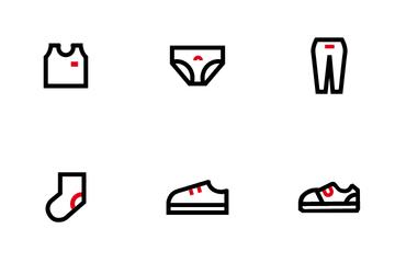 Cloth Set Icon Pack