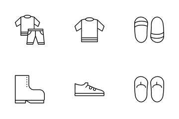 Clothe Icon Pack