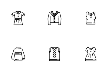 Clothes Icon Pack