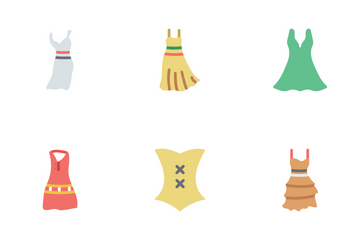 Clothes Icons Icon Pack