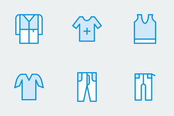 Cloths Cute Icons Icon Pack