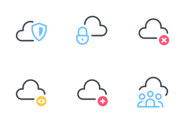 Cloud Icon Pack