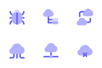 Cloud And Web Icon Pack