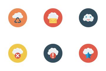 Cloud Computing Vol 1 Icon Pack