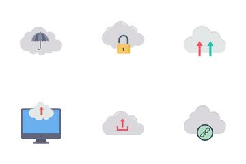 Cloud Service Vol 3 Icon Pack
