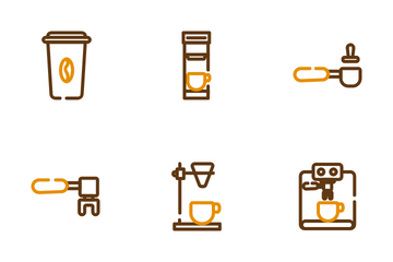 Coffe Icon Pack