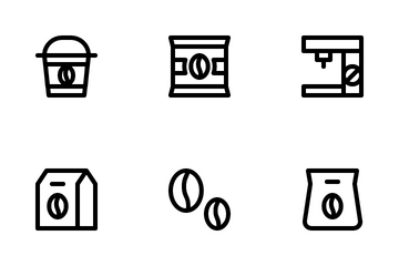 Coffee Icon Pack