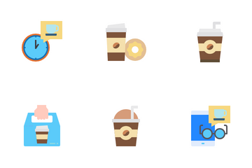 Coffee Break Icon Pack