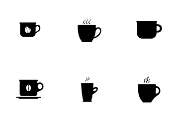 Coffee Cup Icon Pack