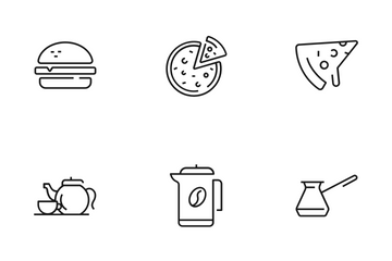 Coffee Shop 3 Icon Pack