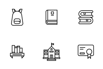 College Icon Pack