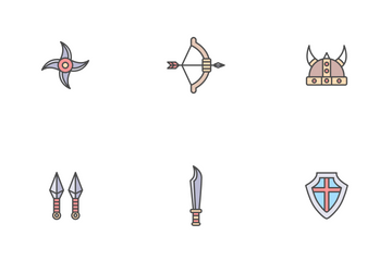 Combat Weapons Icon Pack