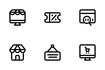 Commerce Icon Pack