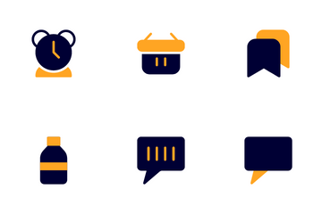 Commerce And Shopping Vol 2 Icon Pack