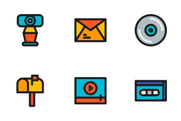 Communication 1 Icon Pack
