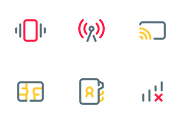 Communication Icon Pack