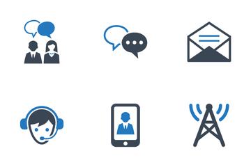 Communication Icon Pack