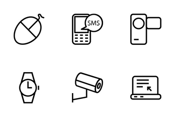 Communication Icons Icon Pack
