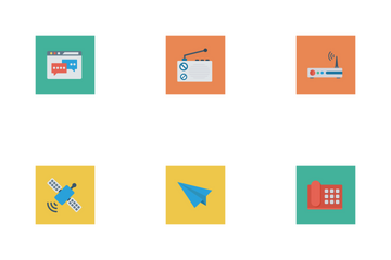 Communication Vol 1 Icon Pack