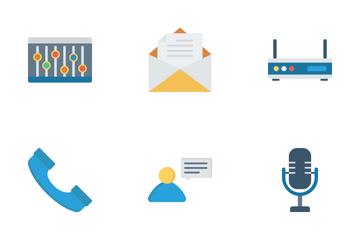 Communication Vol 2 Icon Pack