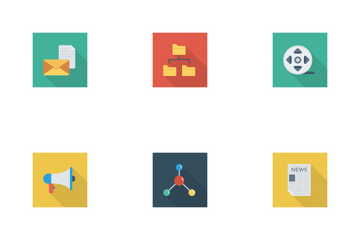 Communication Vol 3 Icon Pack