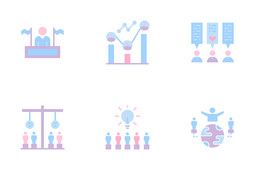 Community Manager Icon Pack