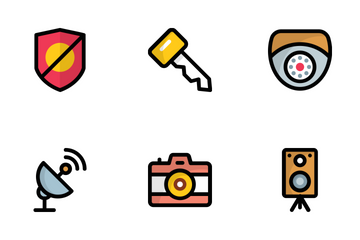 Computer And Hardware Icon Pack