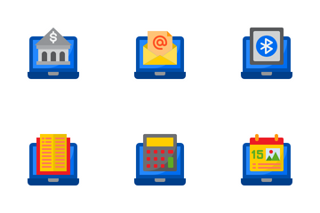 Computer Application Icon Pack