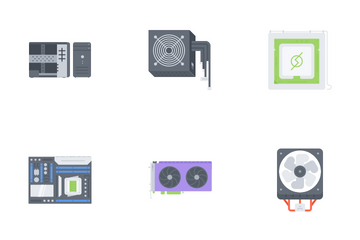 Computer Devices Icon Pack