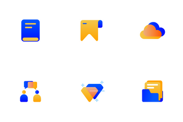 Computer Graphic Icon Pack