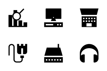 Computer Hardware 2 Icon Pack
