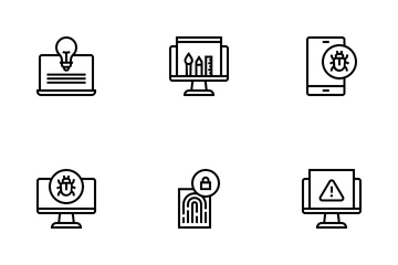 Computer & Programming Icon Pack