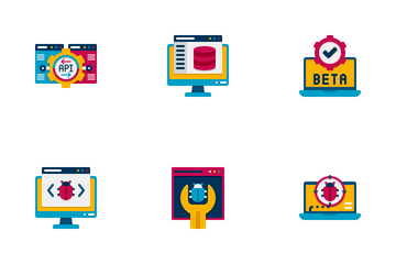 Computer Programming Icon Pack