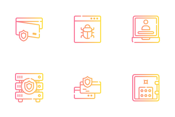 Computer Security Icon Pack