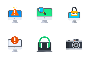 Computer Technology Icon Pack