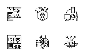 Computer Things Icon Pack
