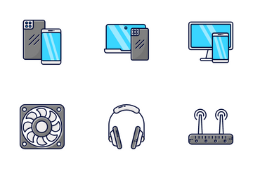 Computer & UI Icon Pack