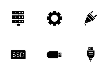 Computer Vol 1 Icon Pack