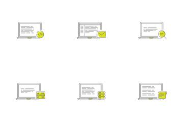 Computing & Hosting Icon Pack
