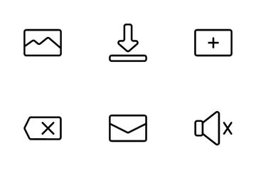 Comunication Volume 2 Icon Pack