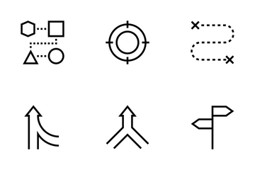 Conceptual Mixed Icon Pack