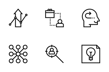 Conceptual Mixed Set 1 Icon Pack