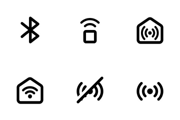 Connectivity Icon Pack