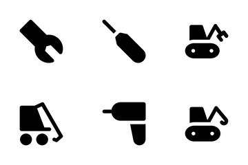 Construction Icon Pack