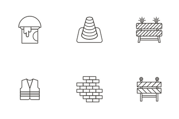Construction Tools Vol 1 Icon Pack