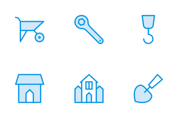 Construction Vol 1 Icon Pack